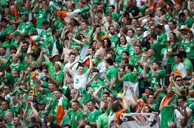 "Irish football fans win ""best supporters"" competition at Euros 2016"